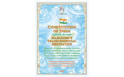 Constitution of India 1999