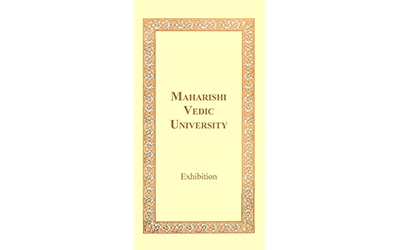 Maharishi Vedic University – Exhibition
