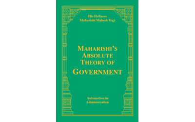 Maharishi's Absolute Theory of Government (2019)